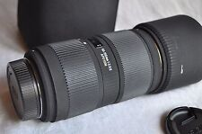Pour Nikon Sigma DC APO HSM 50-150 mm f/2, 8 II EX, TOP!