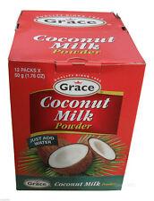 Grace lait de coco en poudre (Pack de 12)