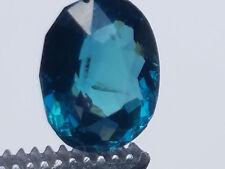 High Quality 2.9 Carat Blue Kunar Tourmaline;  Paraiba Colored: No Enhancements