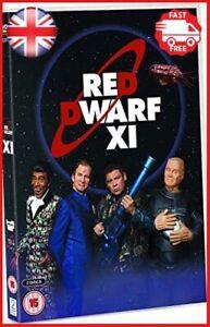 Red Dwarf Series Xi High Quality Dvd 2016 Sci Fi Comedy Funny Season 11 Fantasy