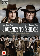 Journey to Shiloh DVD (2016) James Caan ***NEW***