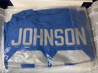 Kerryon Johnson Fanatics Rookie Premier Used Jersey Detroit Lions
