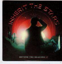 (FG881) Inherit The Stars, Beyond The Beacons EP - DJ CD