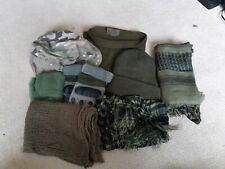 JOBLOT - MTP and olive green clothing Accessories