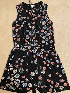 Katherine Barclay Montreal Floral Romper Size M