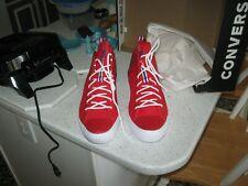 CONVERSE Men's Basketball Shoes, Red Rush/Blue/White,Size 13Men,Size 15 Women, N