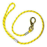 "SPYDER CLIMB RIGHT 9/"" ARBORIST CHAINSAW STRAP W// BRASS SNAP 98228"