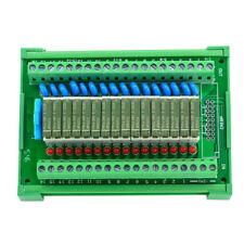 16 channel Pa1a relay module 24V 5A Module output amplifier board PNP Module