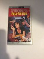Pulp Fiction (UMD-Movie, 2005) Tested Fast Shipping