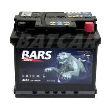 BARS 12V 44Ah 360A/EN Autobatterie-Starterbatterie (ersetzt 40Ah 45Ah 50Ah )