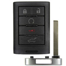 New Replacement for Cadillac SRX Keyless Entry Prox Key Fob 5B FCC# NBG009768T