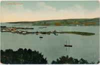 LARNE – Larne Harbour Harbor – County Antrim – Northern Ireland