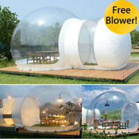 3M Eco Zelt Bubble Tent  Romant Aufblasbar Camping Pavillion Stern Beobachten