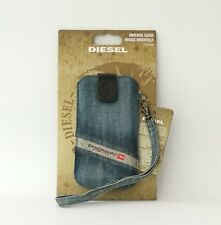 Diesel Whisper Sleeve M Case Hülle 17516 iPhone 5/5s/5c/SE, S4 Mini, Denim used