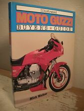ILLUSTRATED MOTO GUZI BUYERS GUIDE Walker 1992 SC Motorcycle History Specs Tips