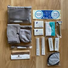 Vintage Asiana Airlines & Air China Toiletry Bag and Toiletry Accessories New