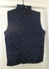 Polyester Long Big & Tall Casual Waistcoats for Men