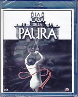Blu-ray LA CASA DELLA PAURA nuovo sigillato 1974