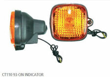 INDICATOR FOR HONDA CT 110 POSTIE BIKE CT 90  INDICATORS FOR POSTY MODELS 93 ON