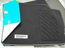 Renault Clio Renault Original esteras 172 182 Trofeo Rs Negro