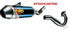 YAMAHA 700 700R RAPTOR FMF FACTORY 4.1 COMPLETE FULL EXHAUST MUFFLER 06-12