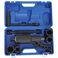 Heavy Duty Torque Multiplier Set Wrench Lug Nut Labor Saving Lugnut Remover Case