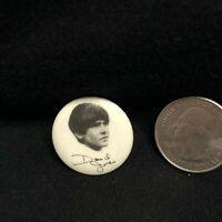 Vintage THE MONKEES ~ Davy Jones 1 Inch Pinback Button VTG NOS