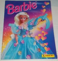 Barbie 1996 Panini Album Vuoto