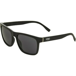 DFND London Mens Wrap Sunglasses Black