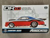 Team Associated DR10 Electric Drag Car Race Kit 70027 Brand New!!