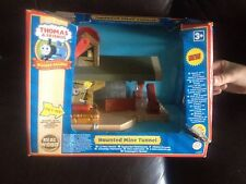 THOMAS THE TANK WOODEN HAUNTED MINE TUNNEL BNIB VERY RARE LEARNING CURVE LC99395