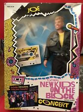 "1990 Hasbro -New Kids on the Block -JOE 12.25"" Doll ."