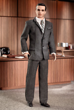 NEW 2010 GOLD LABEL SILKSTONE MAD MEN KEN AS DON DRAPER!! BARBIE COLLECTOR