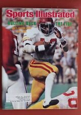 1978 CHARLES WHITE USC FOOTBALL SPORTS ILLUSTRATED SI VS ALABAMA