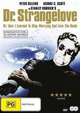 Dr Strangelove (DVD, 2016, 2-Disc Set)