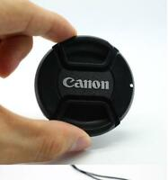 1 X New 77mm  Front Lens Cap for CANON