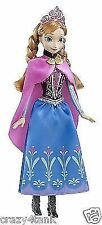 Disney Mattel Frozen Princess Anna Sparkle Doll Y9958 Authentic