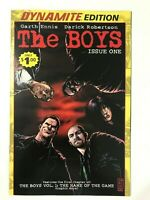 BOYS #1 (2009) | DYNAMITE EDITION; REPRINT; GARTH ENNIS