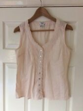La Redoute Pink  TOP/Blouse UK 8