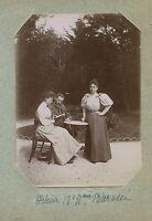 Modalità Famille Francia in Vacanze Arcachon ? Snapshot Di carta ca citrato 1900