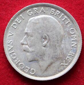GEORGE V SHILLING 1916