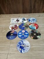Ea Sports PC Lot of 10 Games NBA NHL Tiger Woods MLB Nascar