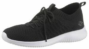 Dockers By Gerli 44SY201-700100 Ladies Sneaker Shoes Black
