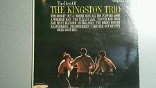 The Best of THE KINGSTON TRIO  (See Photo)  Great Songs of the late sixties!
