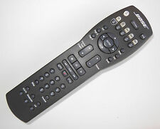 BOSE CINEMATE HOME THEATER 321 REMOTE CONTROL, GS SERIES II OR III