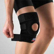 Extreme Knee Support Open Patella Arthritis Pain Compression Brace by LP