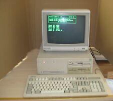 commodore computer 20-III  20-3  PC10 für floppy disks mit Monitor und Tastatur