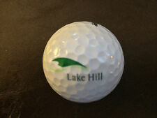 Lake Hill Golf Club (China) - Logo Golf Ball