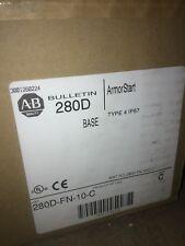 ALLEN-BRADLEY ARMORSTART BASE 280D-FN-10-C