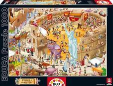 EDUCA JIGSAW PUZZLE STORIES OF THE HISTORY ANCIENT ROME 1000 PCS CARTOON #16344